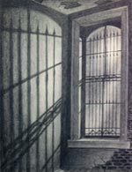 'Bars' drawing by Asa Watkins