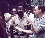 George Houser in Angola